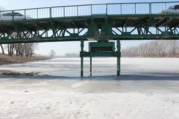 Автодорожный Мост САРМ в Иркутске