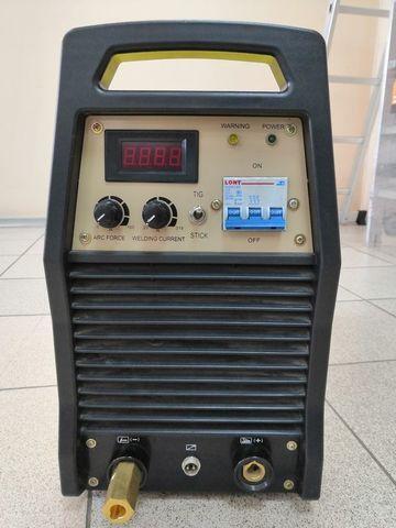 Инверторный аппарат TIG сварки на постоянном токе.