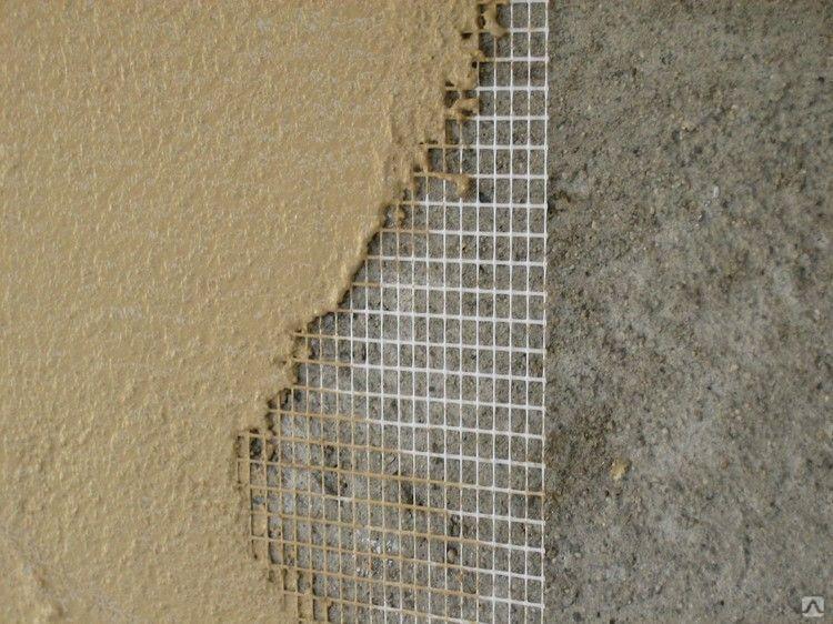 какую сетку для штукатурки стен