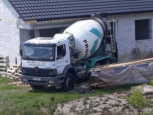 бетон купить в гомеле с доставкой